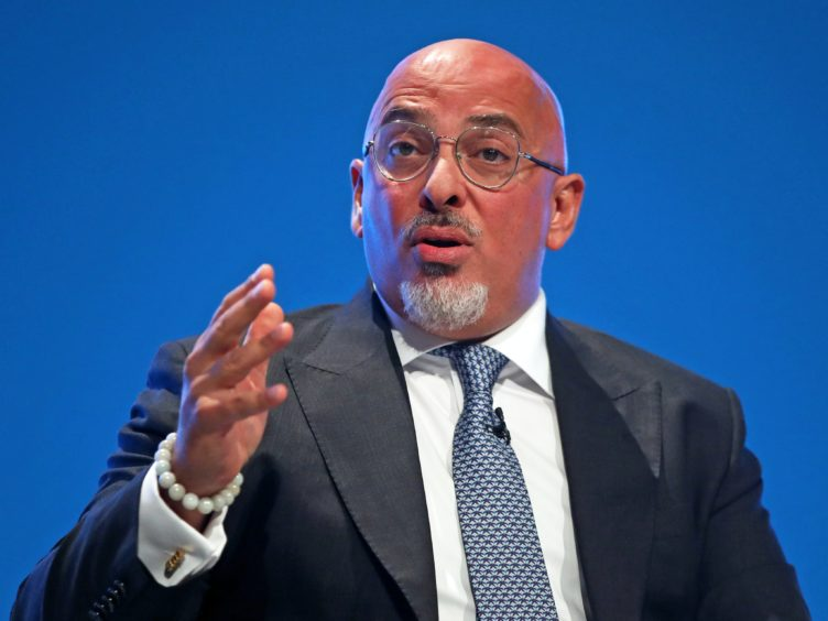 Nadhim Zahawi has been appointed as a health minister responsible for the deployment of coronavirus vaccines (Danny Lawson/PA)