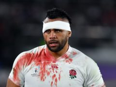 Billy Vunipola is ready to hunt down Ireland (Ashley Western/PA)