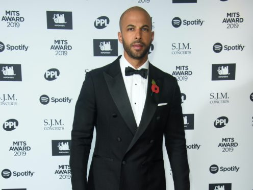 Marvin Humes will anchor the panel (Matt Crossick/PA