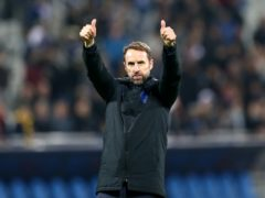 Gareth Southgate wants England's record against the world's best to improve (Steven Paston/PA)