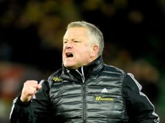 Sheffield United boss Chris Wilder is relishing the challenge of keeping his beloved Blades in the Premier League (Joe Giddens/PA)