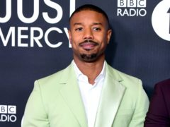 Michael B Jordan has been named People magazine's sexiest man alive (Ian West/PA)