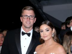 Former EastEnders actress Jacqueline Jossa said therapy helped save her marriage to Dan Osborne (Isabel Infantes/PA)
