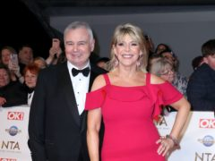 This Morning's Eamonn Holmes and Ruth Langsford's Friday show exit confirmed (Isabel Infantes/PA)
