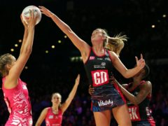 Netball is among 11 sports to receive a government funding boost (Nigel French/PA)