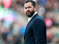 Andy Farrell has had a mixed first year as Ireland head coach (Adam Davy/PA)