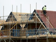 Housebuilder Crest Nicholson has increased its full-year profit outlook thanks to the booming property market, but warned over 'fresh challenges' ahead of the new national lockdown (Gareth Fuller/PA)