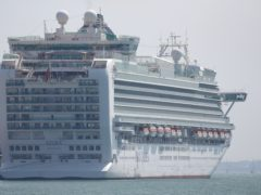 P&O Cruises has launched its summer 2022 holidays (Andrew Matthews/PA)