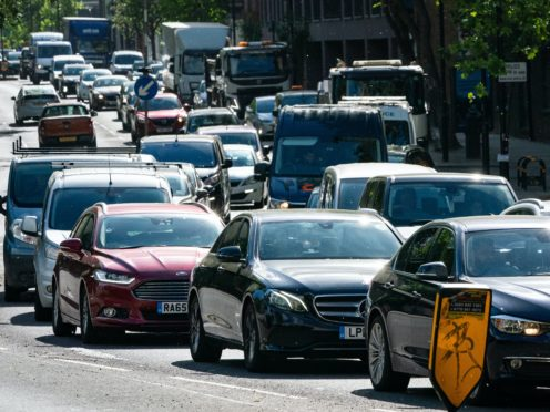 A majority of drivers believe access to a car has become more important due to the coronavirus pandemic, according to a new survey (Aaron Chown/PA)