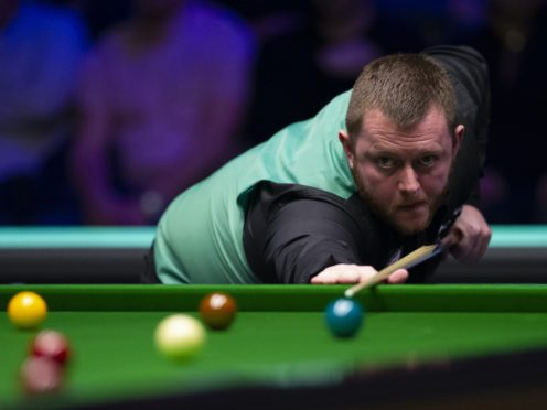 Mark Allen got back on the title winning trail with a 10-6 victory over Neil Robertson in the final of the Champion of Champions tournament in Milton Keynes (Zac Goodwin/PA)