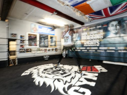 Boxing gyms are among the sports facilities facing an uncertain future (David Davies/PA)