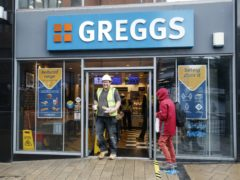 Greggs to cut more than 800 jobs (Danny Lawson/PA)