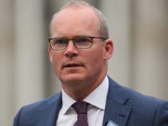 Ireland's foreign affairs minister Simon Coveney (Niall Carson/PA)