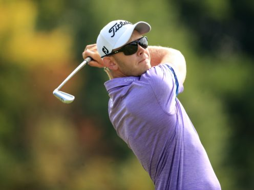 Denmark's Joachim B. Hansen won the Joburg Open by two shots on Sunday (Adam Davy/PA)