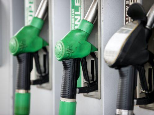 Petrol and diesel (Liam McBurney/PA)