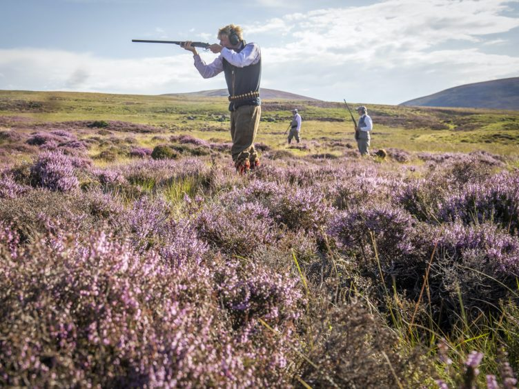 Grouse shooting has been blamed for a number of environmental problems (Jane Barlow/PA)
