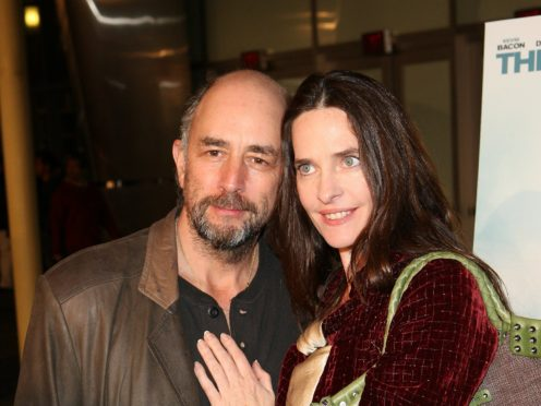 Richard Schiff and his wife Sheila Kelley have both tested positive for Covid-19 (Ian West/PA)
