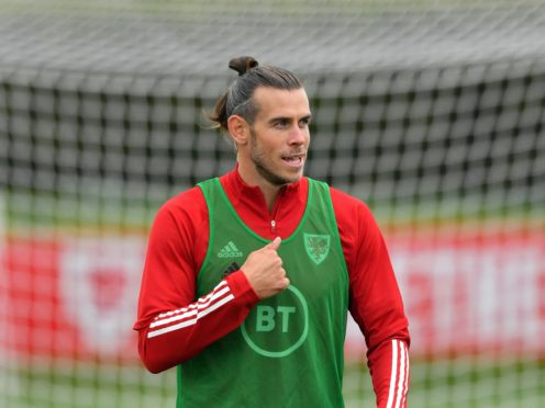 Wales captain Gareth Bale has expressed concerns over catching Covid-19 after playing against two Ireland opponents who tested positive for the virus (Ben Birchall/PA)