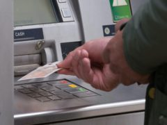 Shops should not be experiencing higher costs for providing vital services to communities such as ATMs and cashback, the British Retail Consortium (BRC) and other bodies urged (PA)
