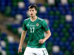 Paddy McNair said Northern Ireland can lean on much greater experience within the squad on Thursday night (Liam McBurney/PA)