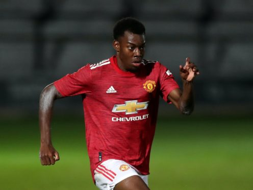 Anthony Elanga is looking to break into the Manchester United first-team (Martin Rickett/PA)