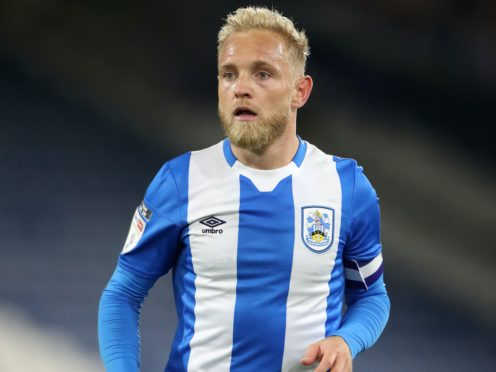 Alex Pritchard has rolled his ankle (Nick Potts/PA)