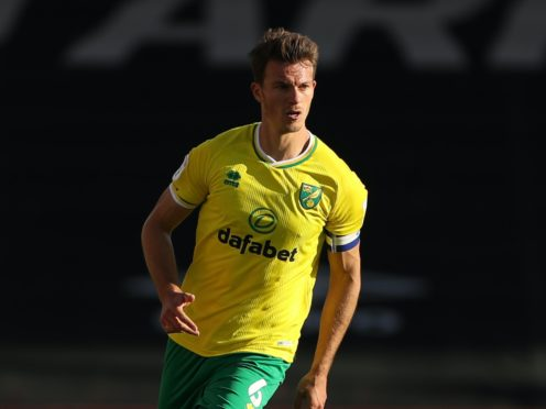 Norwich's Christoph Zimmermann has been recovering from a calf problem (Bradley Collyer/PA)