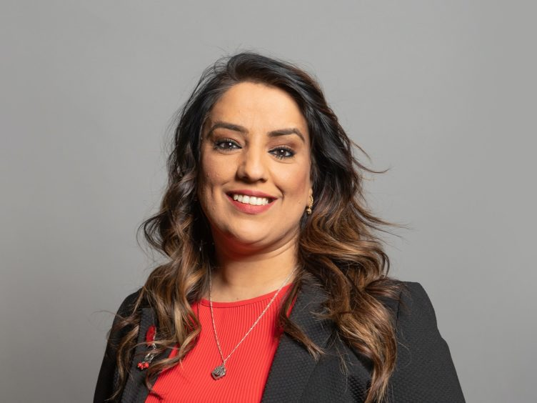 Labour MP Naz Shah (UK Parliament)