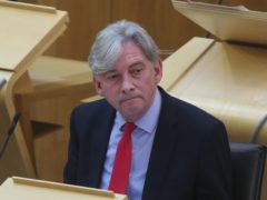 Scottish Labour leader Richard Leonard said the government should provide additional support to hospitality and tourism sector while making grants conditional on paying the real living wage (Fraser Bremner/Scottish Daily Mail/PA)