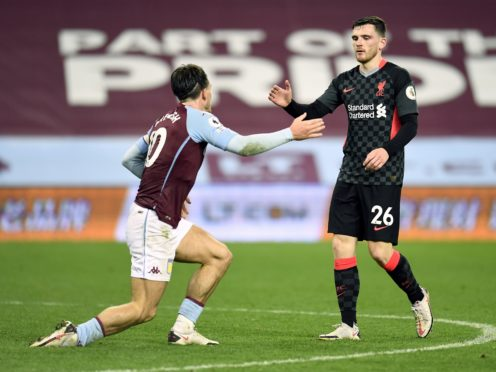 Aston Villa meet Liverpool in the FA Cup third round (Peter Powell/PA)