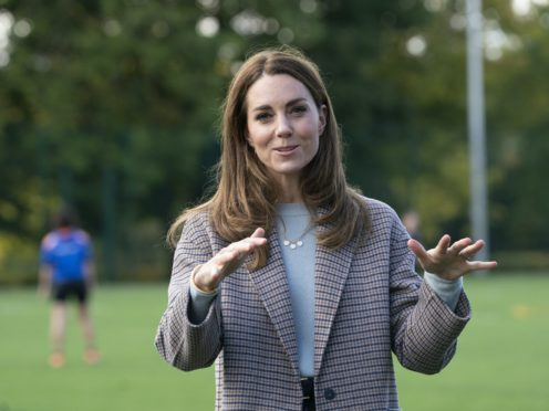 The Duchess of Cambridge is committed to early years development (Arthur Edwards/The Sun)