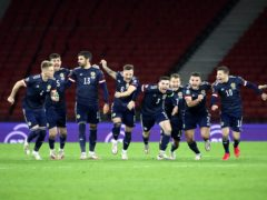 Scotland are due to take part in the rescheduled Euro 2020, with some matches to take place at Hampden (Andrew Milligan/PA)