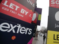 Around 2.5 million households in the UK are worried about paying rent over winter