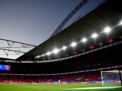 England's game with Iceland looked set to be played in another country, but the FA want it at Wembley (Michael Regan/PA)