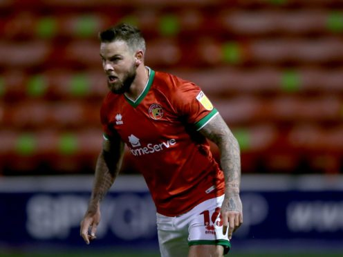 Danny Guthrie should be fit to face Crawley (Nick Potts/PA)