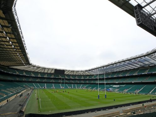 Rugby union could be among the main beneficiaries of a government coronavirus rescue package (Adam Davy/PA)
