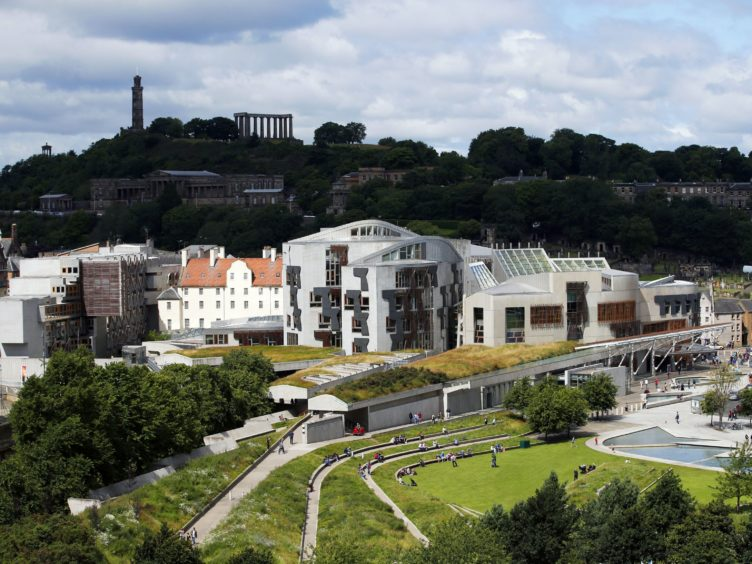 The Scottish Government has been urged to develop a green recovery route map (Jane Barlow/PA)