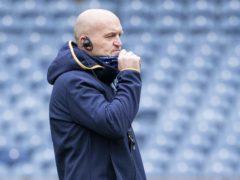 Scotland head coach Gregor Townsend (Jane Barlow/PA)