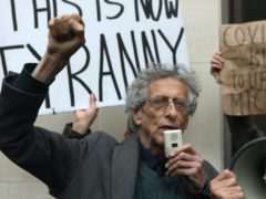 Piers Corbyn, brother of former Labour leader Jeremy Corbyn (PA)