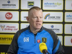 Gary Holt resigned as Livingston manager on Thursday (Jeff Holmes/PA)