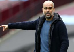 Pep Guardiola wants City to sharpen up in front of goal (Paul Childs/PA)