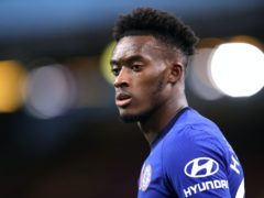 Frank Lampard has hailed Callum Hudson-Odoi, pictured, for making big strides forward (Alex Pantling/PA)