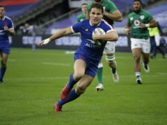 France scrum-half Antoine Dupont impress throughout the tournament (PA Wire/MaxPPP)