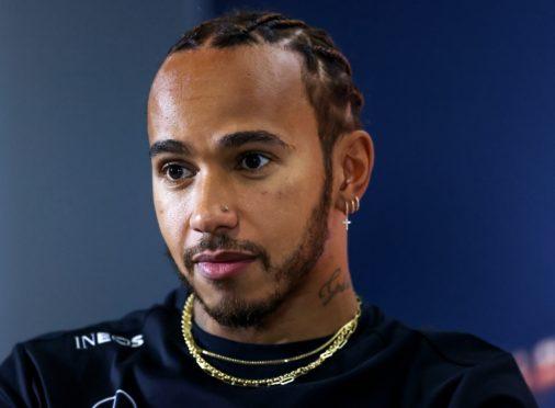 Lewis Hamilton wants Formula One to do more on human rights (David Davies/PA)