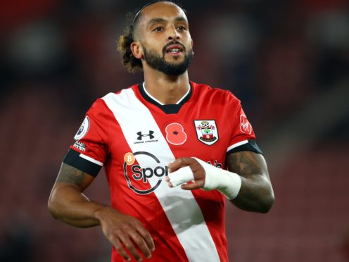 Southampton's Theo Walcott earned his manager's praise in an unfamiliar central role on Friday evening against Newcastle (Michael Steele/PA)