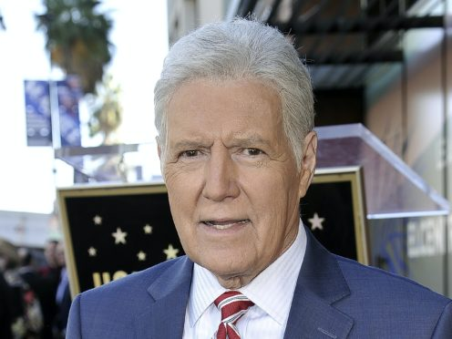Alex Trebek had been battling against pancreatic cancer for nearly two years (Richard Shotwell/Invision/AP)