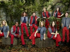 I'm A Celebrity… Get Me Out Of Here! participants (ITV)