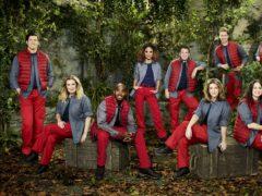 I'm A Celebrity campmates (ITV/PA)