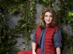Victoria Derbyshire said she is not worried about her stint on I'm A Celebrity… Get Me Out Of Here! harming her credibility as a journalist (ITV/PA)