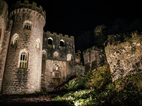 Gwrych Castle (ITV)